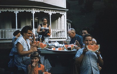 1955 Picnic at Bettie Banners