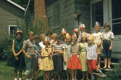 july1956-''GIRLS CAMP''