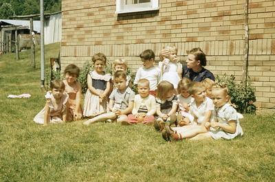 1956-''WALLENS CREEK D V B S ''