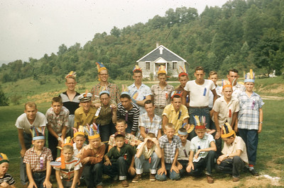 1956-''BOYS CAMP''