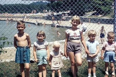 1956 At Big Ridge Tennessee