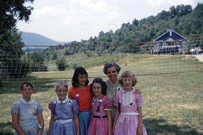 1957 My Campers Winnie