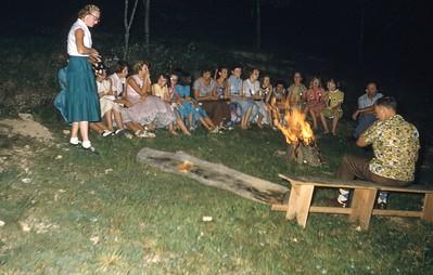 1957 Campfire