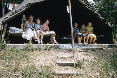 1957 My Tent Winnie