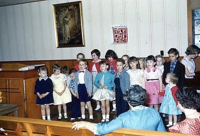 1958 Easter Winnie