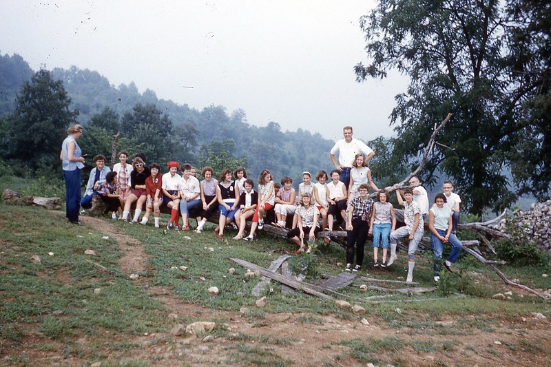 1958 Devotions at Horo Breakfast