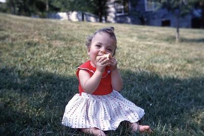 1958 Ruth Ann Gilbert