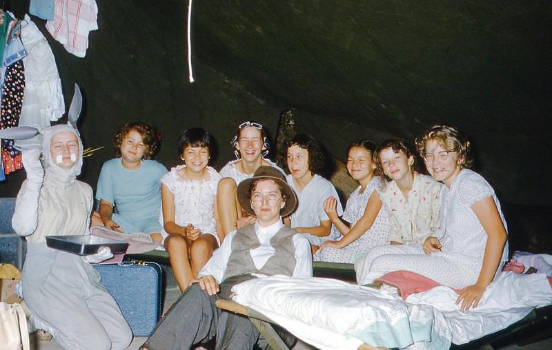 1958 Jr  Camp Fun Night