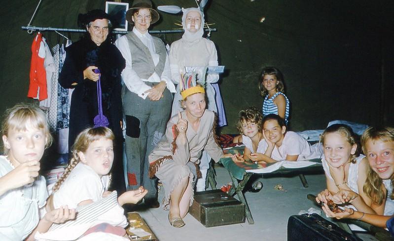 1958 Jr  Camp fun