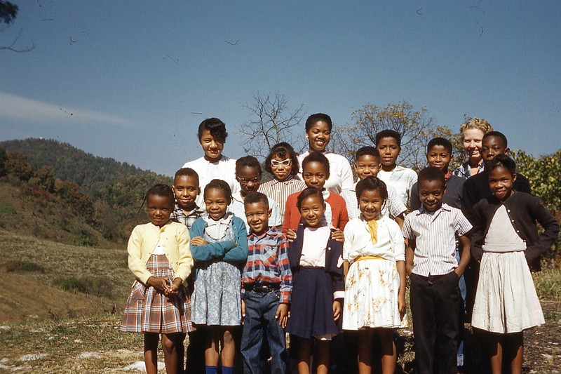 1958 Pennington Colored School