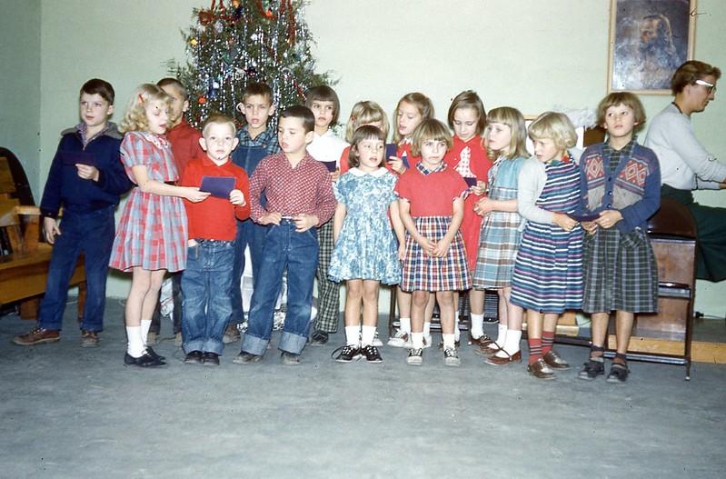 1959 - Primary x-mas Party
