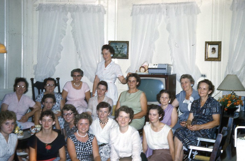 1959 - Ladies Bible Class
