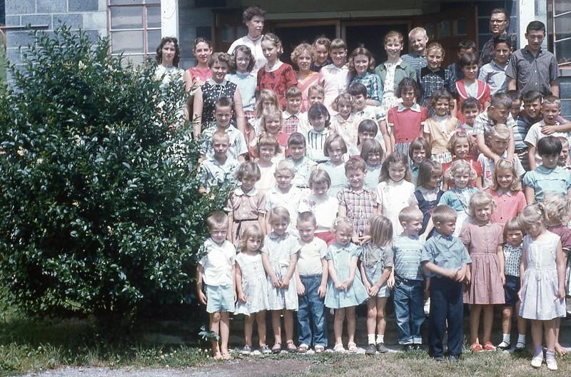 1959 - Wallens Creek DVBS