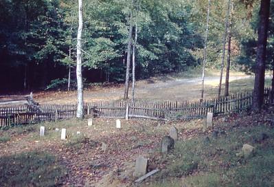 1959 - Greenbriar Cemetery Smokies