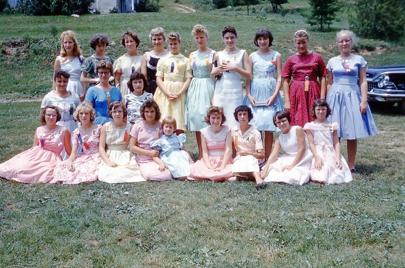 1960 - Girls Week