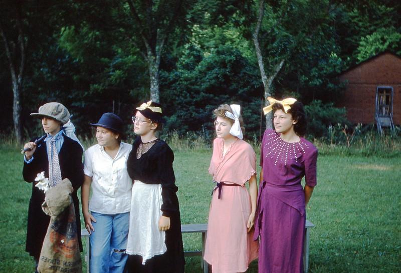 1960 - Girls Camp 3