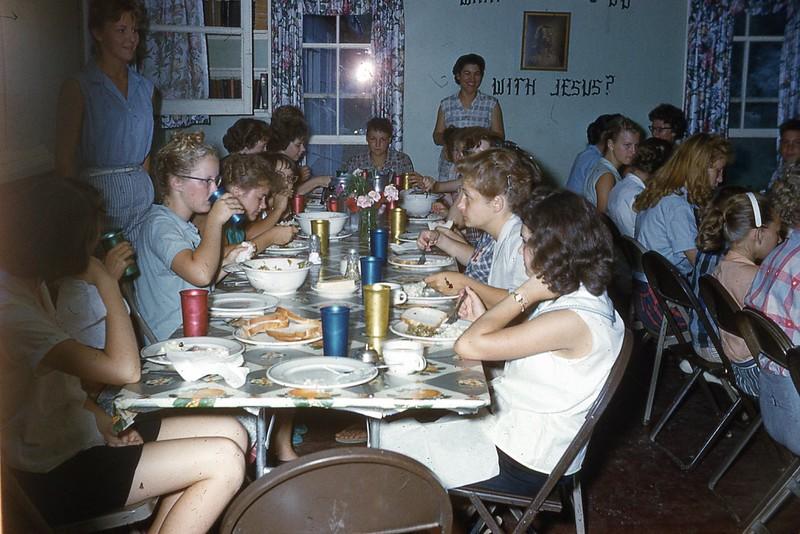 1960 - Girls Camp 1