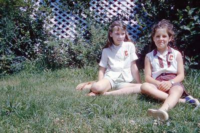 1960 - Betty Riding & Josephine C