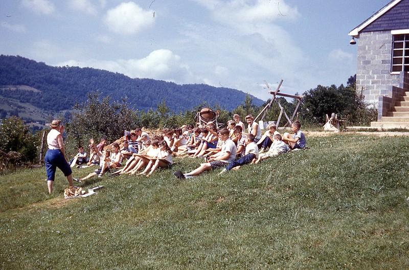1960 - Bible Study - Jr Camp