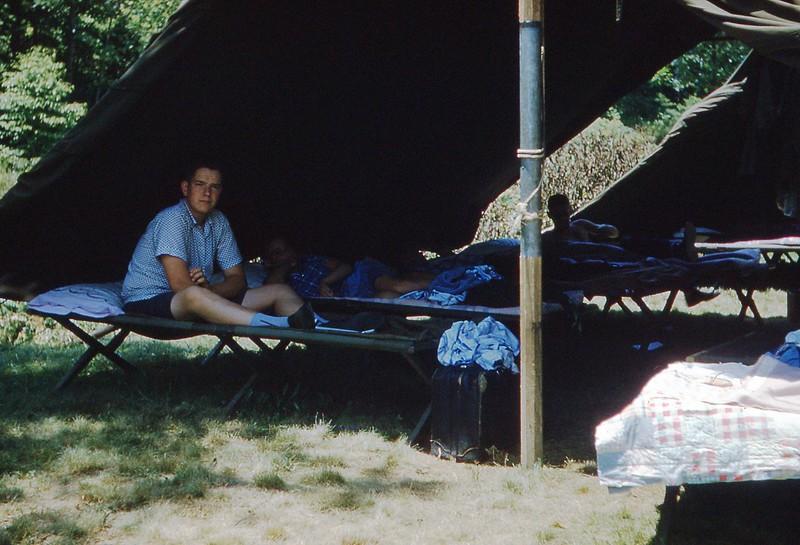 1960 - Bud Banner - Jr  Camp