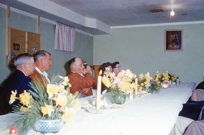 1961 - Banquet2