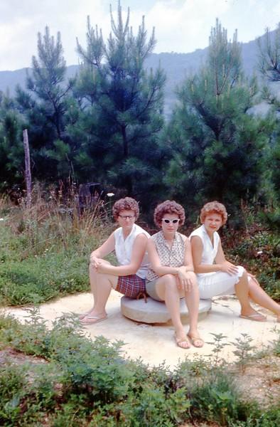 1961 - Camp Helpers