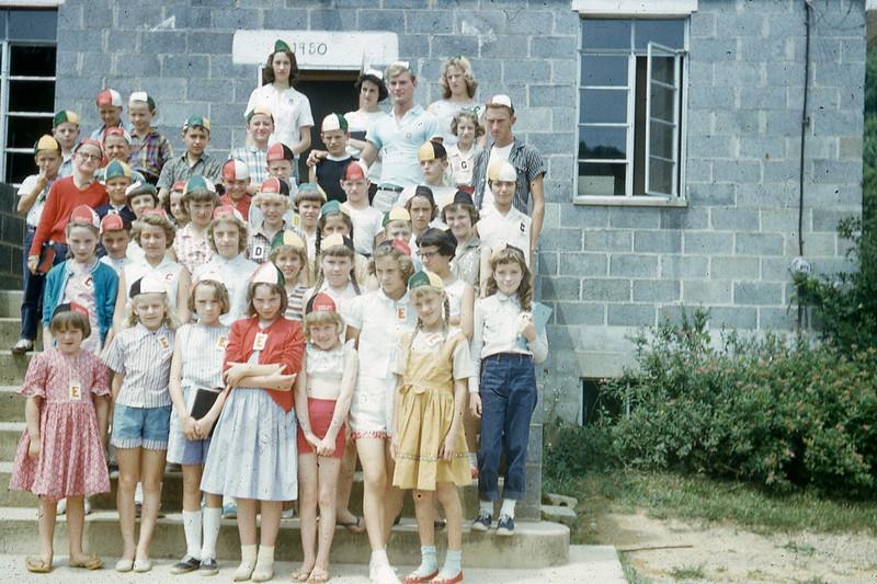 1961-''JUNIOR CAMP''