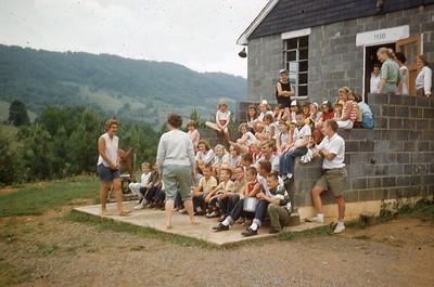 july 1961-''CAMP''