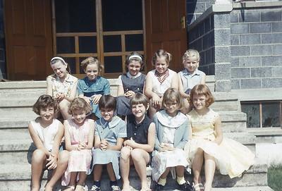 1961-'''JUNIOR D V B S  CLASS''
