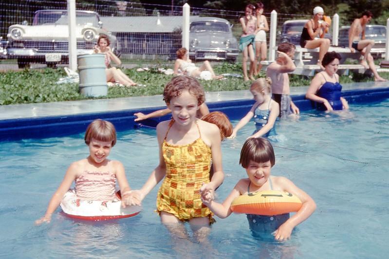 1961 - Swimming