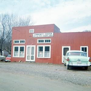 1962 - Community Center