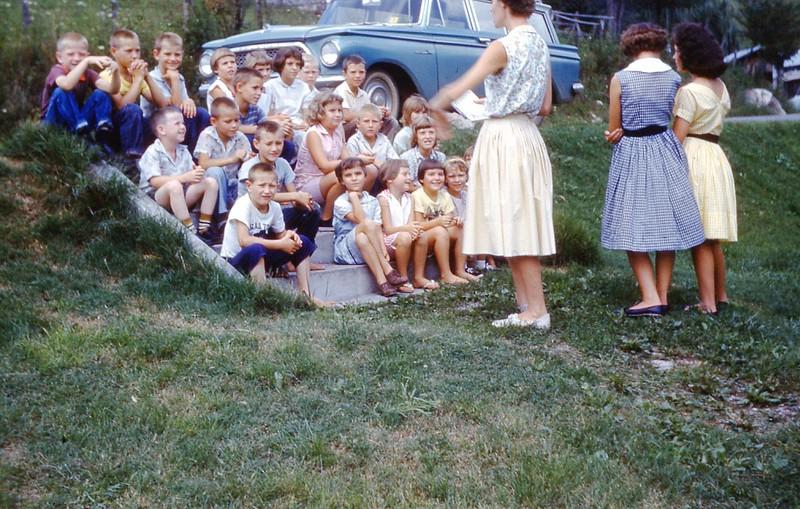 1962 - Wallens Creek DVBS - Winnie