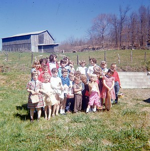 1962 - Easter Egg Hunt 2
