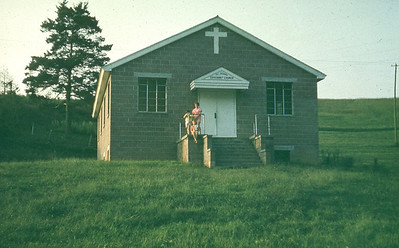 1962-''MULBERRY CHURCH''