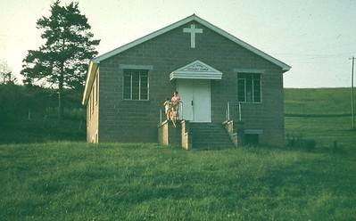 1962-''MULBERRY CHURCH''