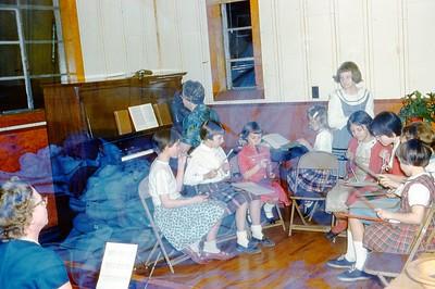 1962 - Trailbalzers Rhythm Band