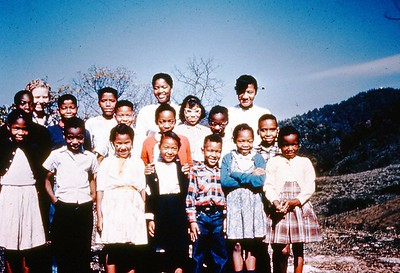 1962 - Colored School