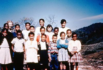1962 - Colored School