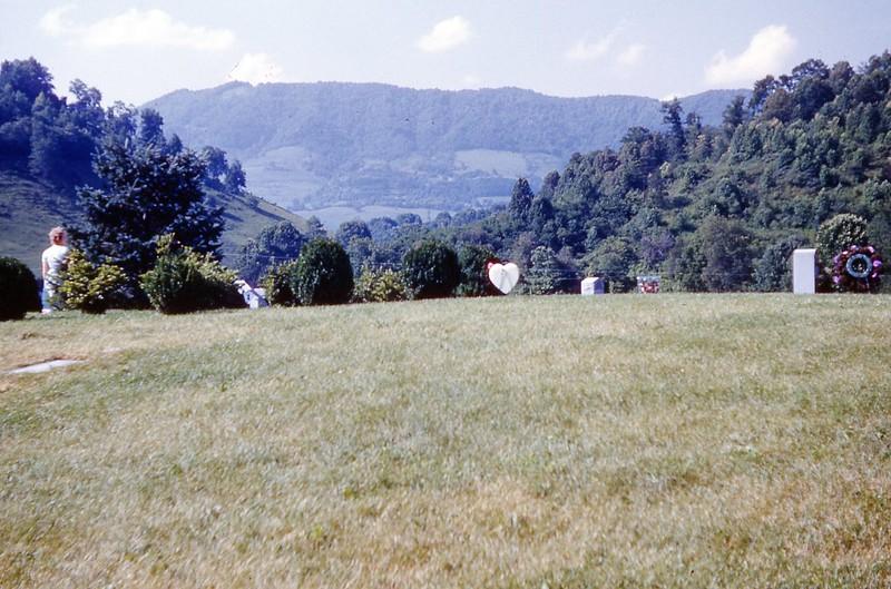 1962 - Powell Mountain Memorial Gardens - Dryden