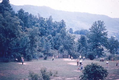 1962-''RECREATIONAL TIME AT CAMP''