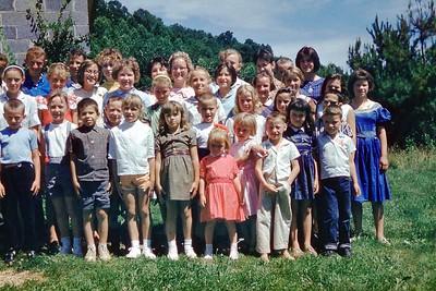 1963 - Mt  Washington DVBS 1