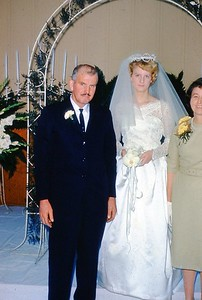 "1963 Nov, 30 -''BOB AND GLENDA'S WEDDING 7""'"