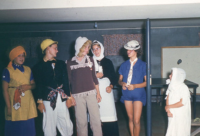 1963-''CAMPERS DRESSED UP''