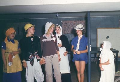 1963-''CAMPERS DRESSED UP''
