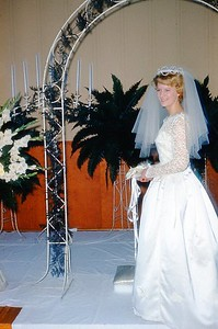 1963 Nov, 30 -''BOB AND GLENDA'S WEDDING 8''
