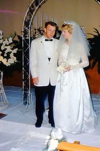 1963 Nov, 30 -''BOB AND GLENDA'S WEDDING 6''