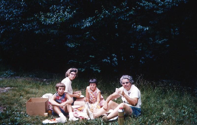 1964 - Picnic in Smokies