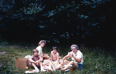 1964 - Picnic in Smokies