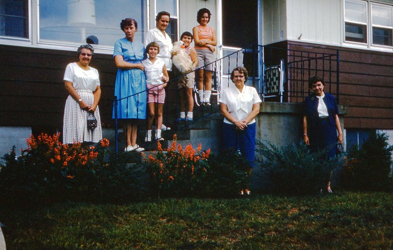 """1964 - """"At Our House"""""""