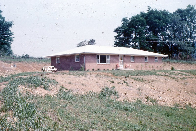 1964 - Stickleyville Parsonage